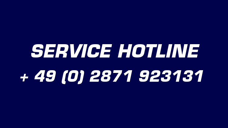 Winergy Service Hotline